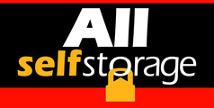 All Self Storage logo